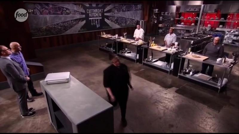 Беспощадная кухня, 9 сезон, 6 эп. Крепкий орешек