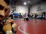 Ryan Hall vs Rubens Cobrinha Charles