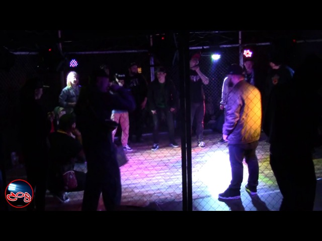 Krump 1x1 - Princess Vandal vs Whiphead (win) - SUD battle vol 2