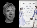 Live streaming of Prof John Mullan's talk 'What Matters in Jane Austen '