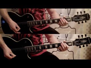 Metallica - Moth Into Flame (Full Guitar Cover w/solo!)