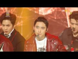 170119 EXO (엑소) - Lucky One (럭키 원) Monster (몬스터) @ 하이원 서울가요대상 26th Seoul Music Awards [1080p]