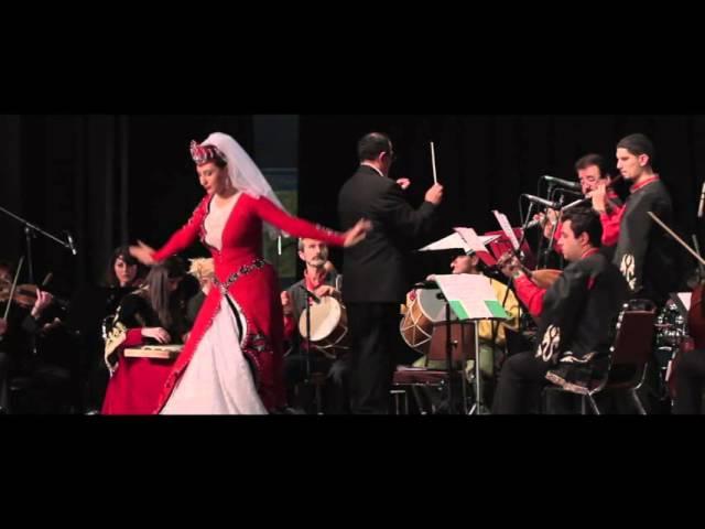 Erzeroumi Shoror Horovel Folk Ensemble. George Arut.