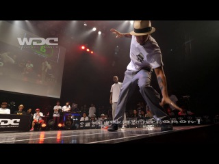 PoppinC & prince vs Crazy Duck & Mr.Neil BEST4 POP WDC 2017 FINAL WORLD DANCE COLOSSEUM