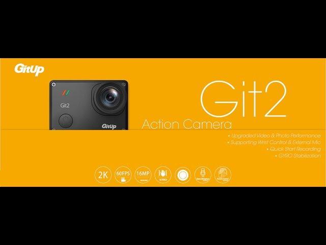 Прошивка Экшн камеры GITUP GIT2, версия прошивки 1,6.Firmware GITUP GIT2 Action camera version 1.6.