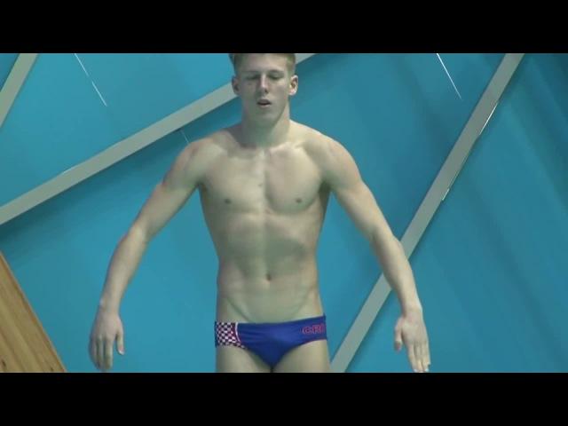 FINA World Junior Diving Championships 2016 Boys A
