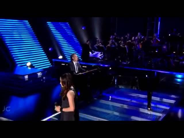 Sa reprise de All by myself laisse tout le monde bouché bée, même son propre pianiste !