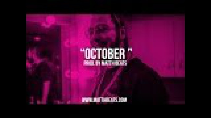 Post Malone / Travis Scott type Beat October | Matth Beats