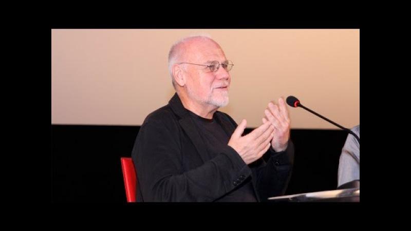 Мастер класс Марко Мюллер на 6-м Одесском международном кинофестивале