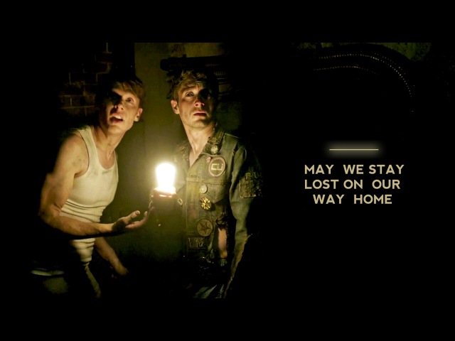 Dirk gently | may we stay lost on our way home
