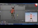 Анонс второй части нашего супер -курса по персонажной анимации