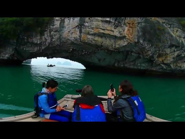 En Foco 360 Vietnam Halong grutas » Freewka.com - Смотреть онлайн в хорощем качестве