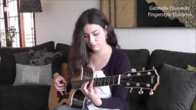 (Eric Clapton) Wonderful Tonight - Gabriella Quevedo