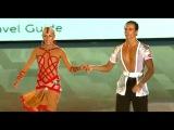 The World Games 2017 - Wroclaw | Final Samba | Adult Latin: Goffredo, Tsaturyan, Schmitt...