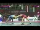 1 2 финала ФС 61 кг Али RAHIMZADE АZЕ и Гаджимурад РАШИДОВ Россия