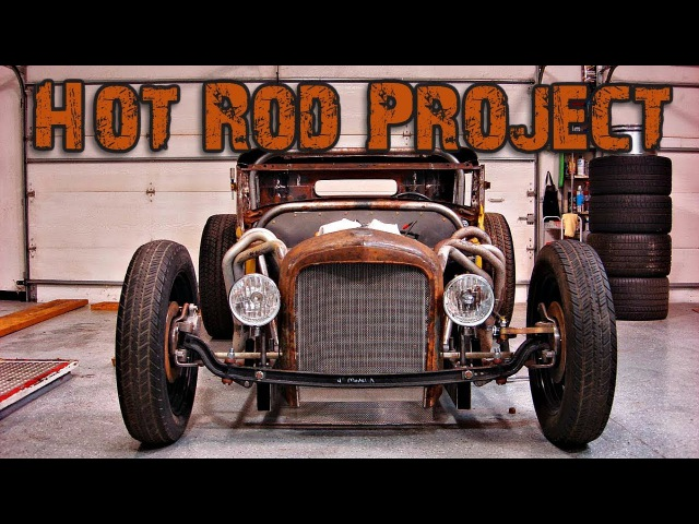 1931 Ford Model A Sedan Hot Rod Build | Restomod Project