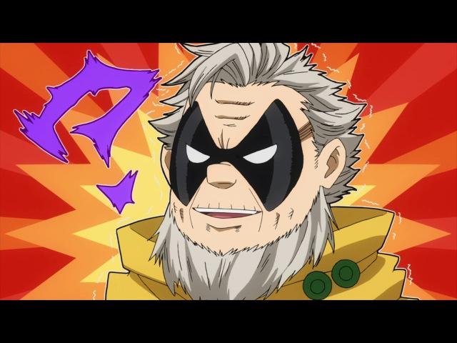 20 серия ТВ 2 Boku no Hero Academia русская озвучка OVERLORDS - Моя геройская академия 2 сезон 20