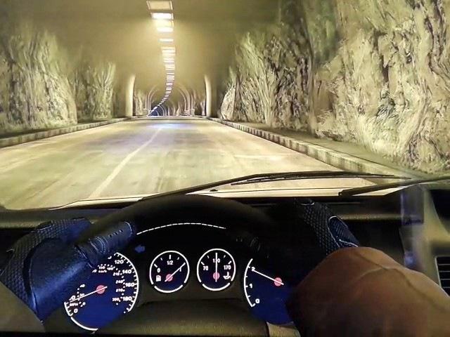 Тоннель Кисловодск Сочи