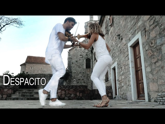 Despacito - Luis Fonsi feat. Daddy Yankee (Violin Valenti feat Inga Novak Cover)