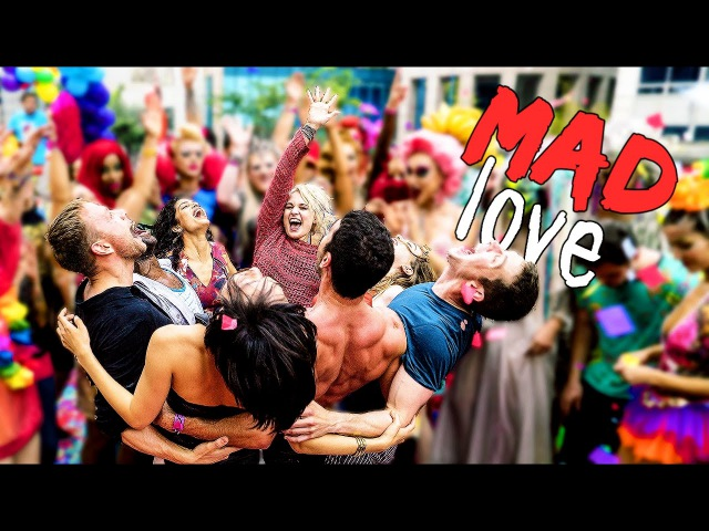 Sense8 cast | mad love