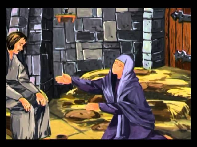 Рассказы о святых. Блаженная царица Феофания