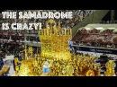 Карнавал в Рио - главный парад