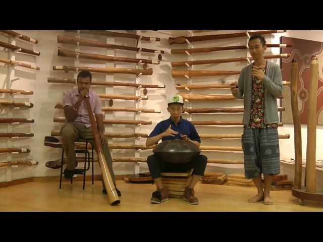 Didgeridoo Handpan Asalato