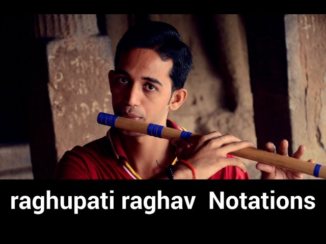 Raghupati raghav raja raam ( Bansuri ) Lessons ( Tutorials ) For Beginner In Hindi