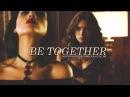 Be together | au femslash collab (reupload - read desc)