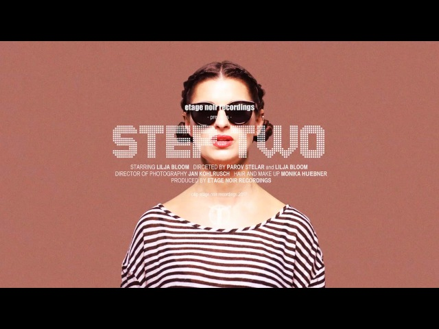 Parov Stelar - Step Two ft. Lilja Bloom (Official Video)