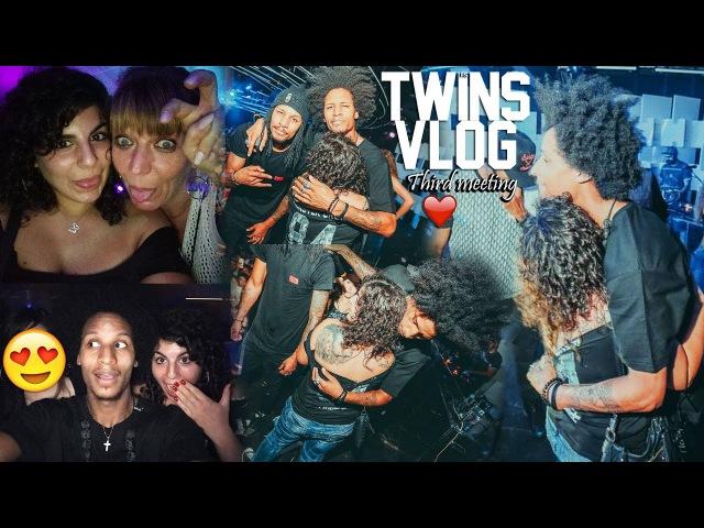 Les Twins    Vlog    Admiral Club Giessen    Third meeting ♡