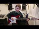 5 Seconds Of Summer - Don't Stop Guitar Cover By 11 Year Old Ethan.