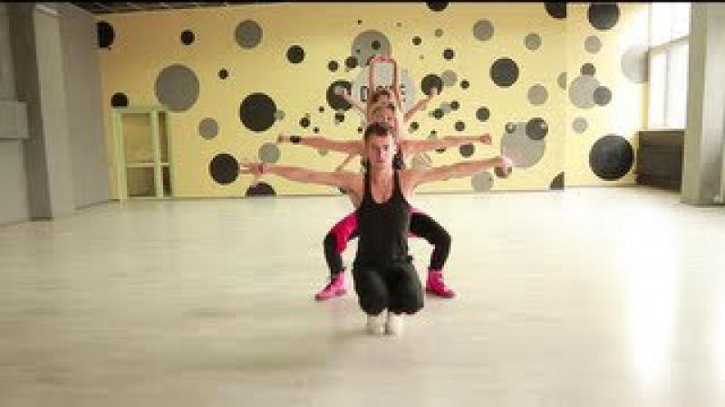Ashanti - Only You | jazz-funk choreography by Kostya Beginin | D.side dance studio