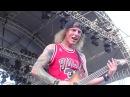 The Word Alive - Casanova Rodeo (ft. Craig Mabbitt)  Live at Pulp Summer Slam 15: Angels Descend