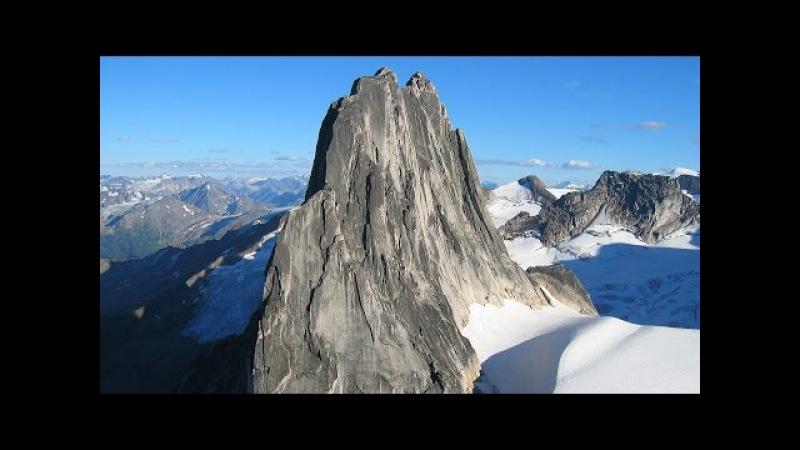 Могучие горы Бугабу, Канада (качество – 4К)