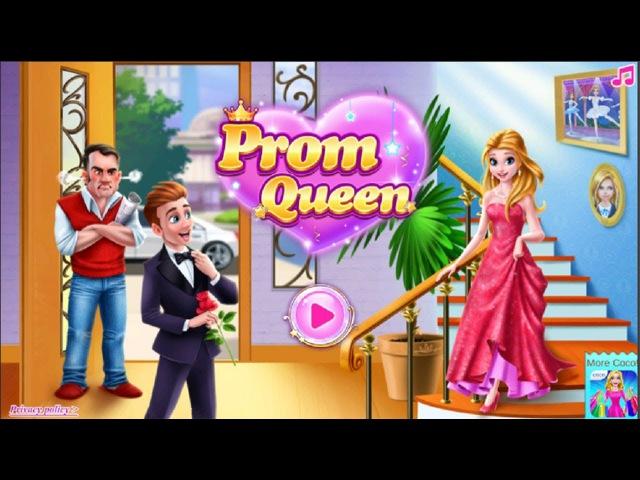 Игра королева бала Танцы и любовь Королева выпускного Prom queen Игры коко плей 3
