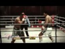 Muhammad Ali v Mike Tyson - Fight Night Champion - Amazing Fight And KO.. Tyson Rage Quit - HD.