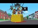 Американский Папаша Коты пираты