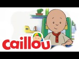 Caillou - Caillou Tidies His Toys (S01E05)   Cartoon for Kids
