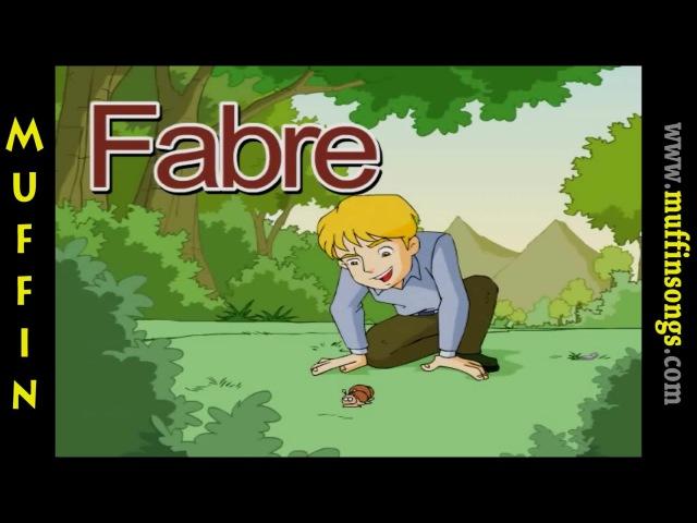Muffin Stories - Jean-Henri Fabre