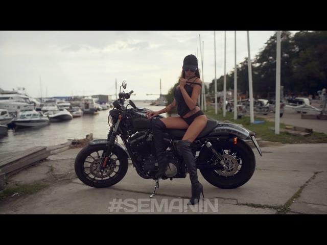 HarleyGirl - Emma Moto by semanin