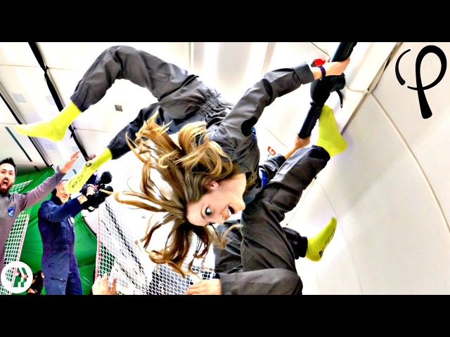 What weightlessness feels like on Zero-G planes
