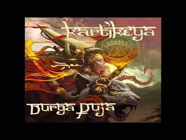 Durga Puja Kartikeya with lyrics