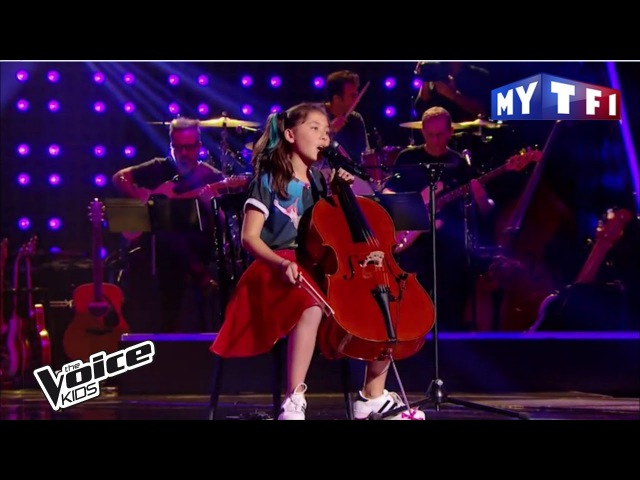 If I ain't got you - Alicia Keys | Leelou | The Voice Kids 2017 | Blind Auditions