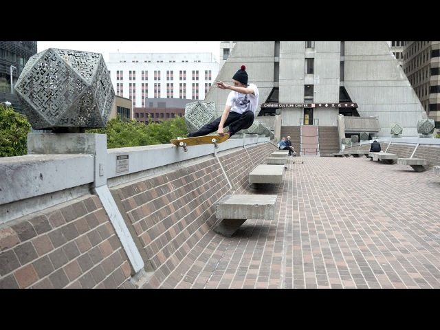Rough Cut Jarne Verbruggens Never Skatebored Part