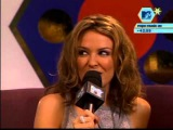 Kylie Minogue - Pre-Show Interview (EMA 2002)
