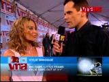 Kylie Minogue - Pre-Show Interview (VMA 2002)