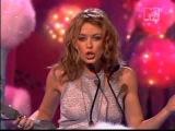 Kylie Minogue - Presenting Best Hard Rock (EMA 2002)