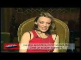 Kylie Minogue - Interview (Trafic Musique 2002)