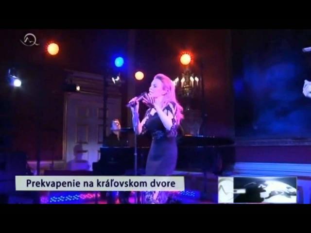 Kylie Minogue - Prekvapenie na kráľovskom dvore (2012)